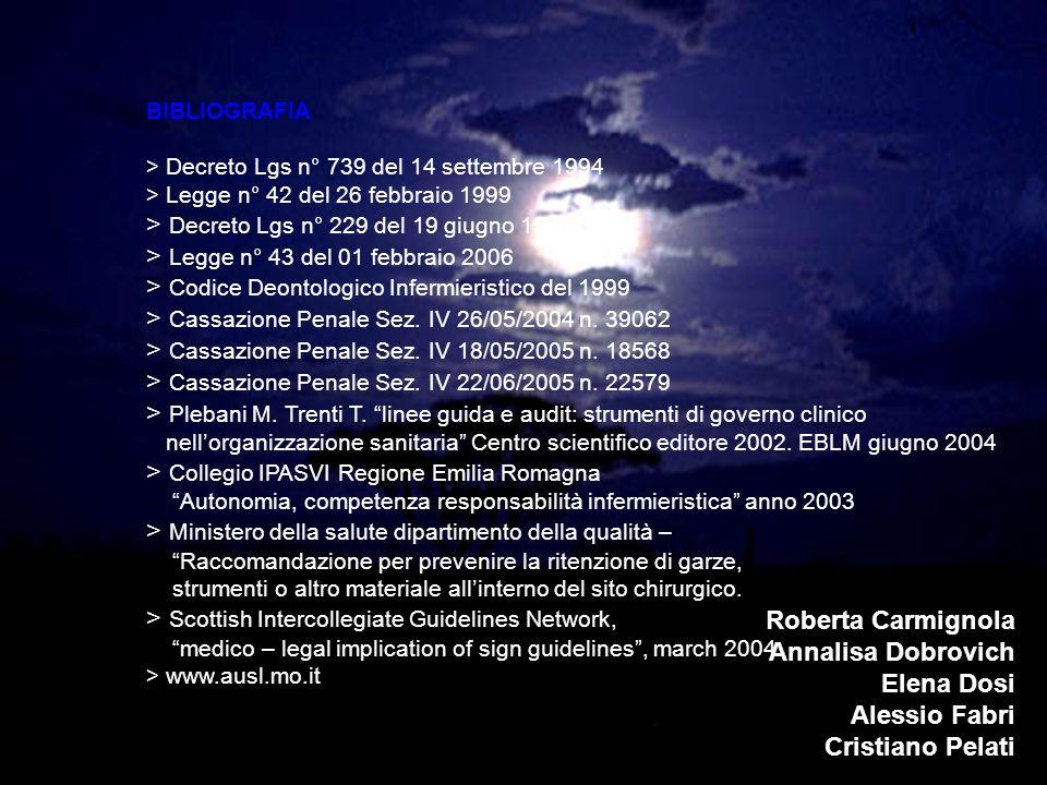> Decreto Lgs n° 229 del 19 giugno 1999