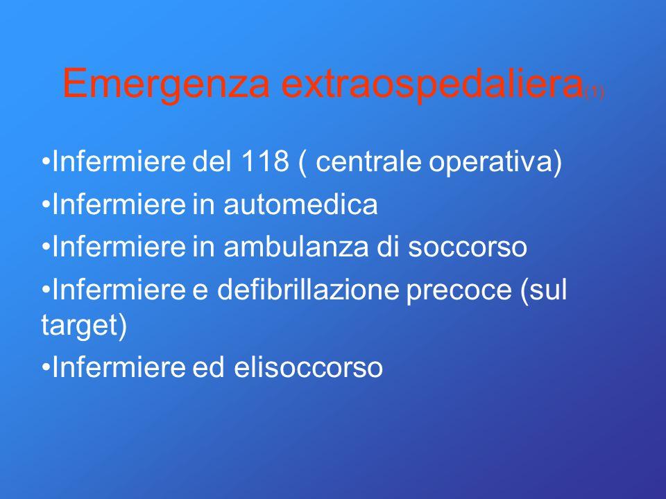Emergenza extraospedaliera(1)