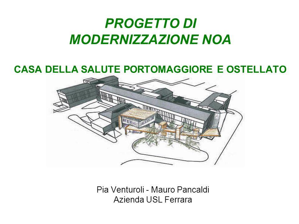 Pia Venturoli - Mauro Pancaldi Azienda USL Ferrara