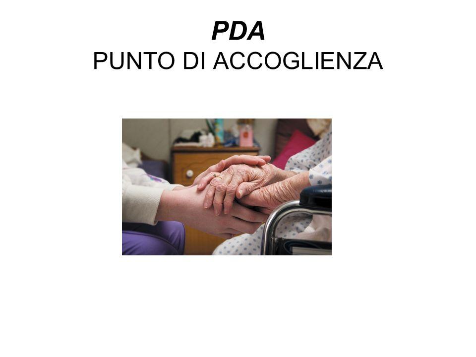 PDA PUNTO DI ACCOGLIENZA