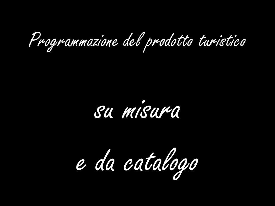 Programmazione del prodotto turistico