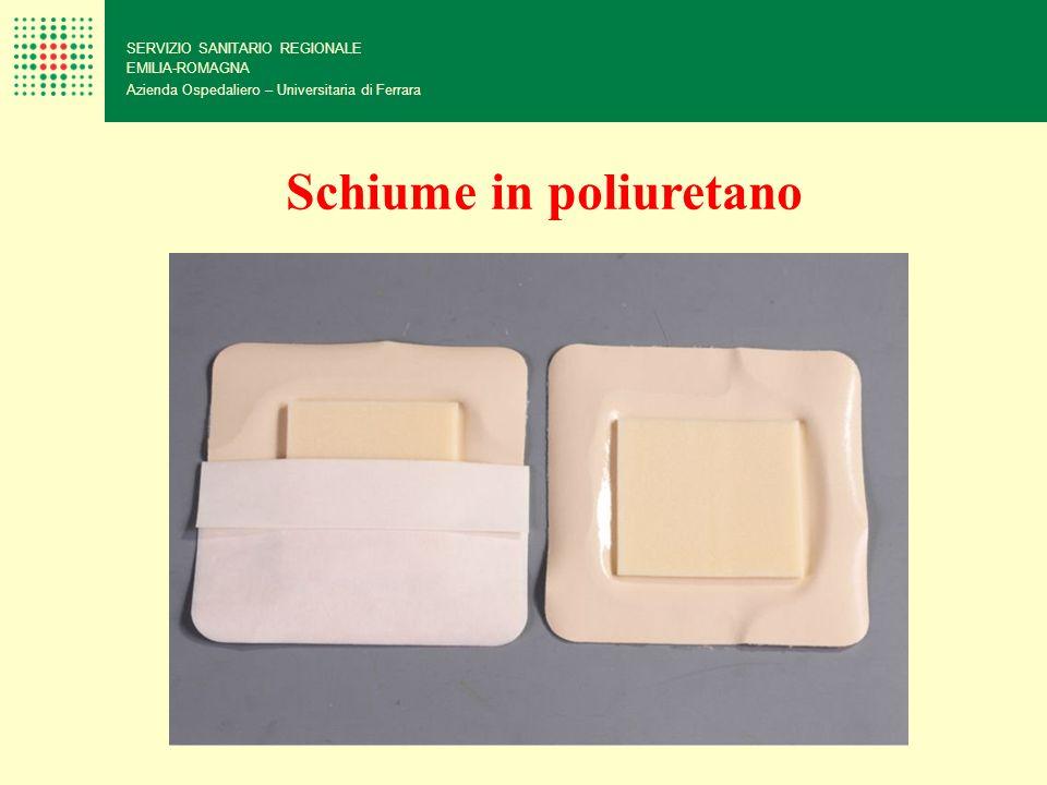 Schiume in poliuretano