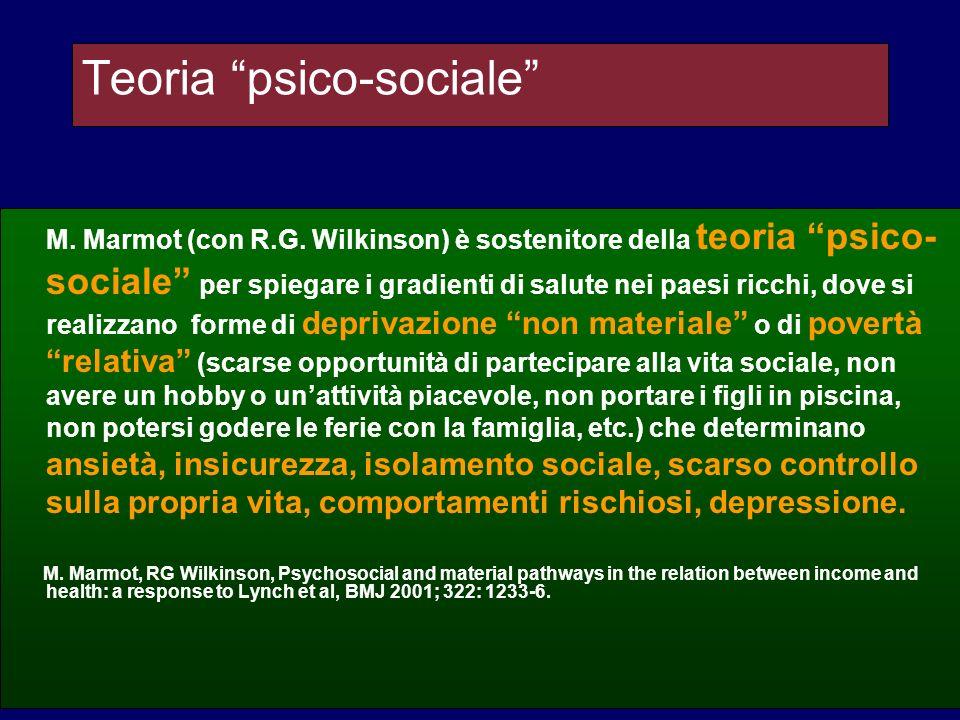 Teoria psico-sociale