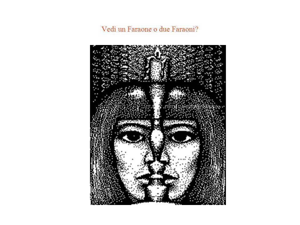 Vedi un Faraone o due Faraoni