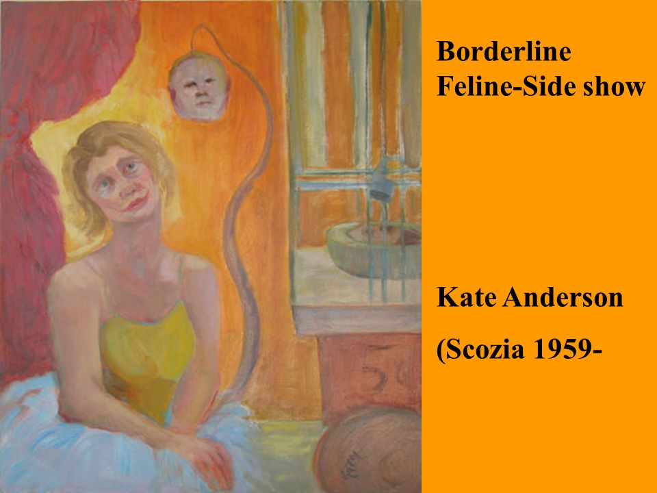 Borderline Feline-Side show
