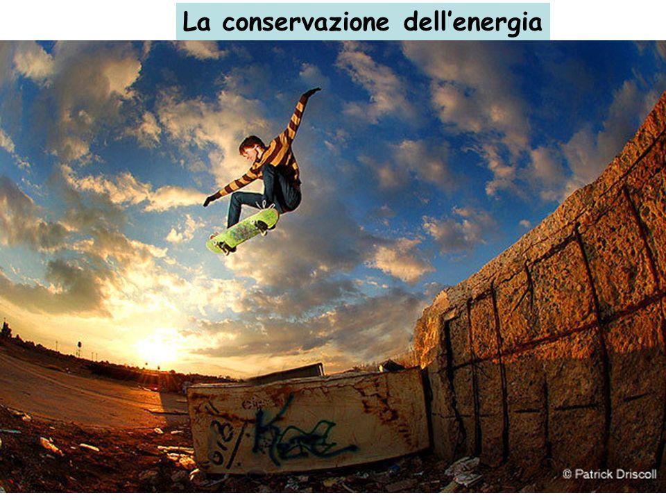 La conservazione dell'energia