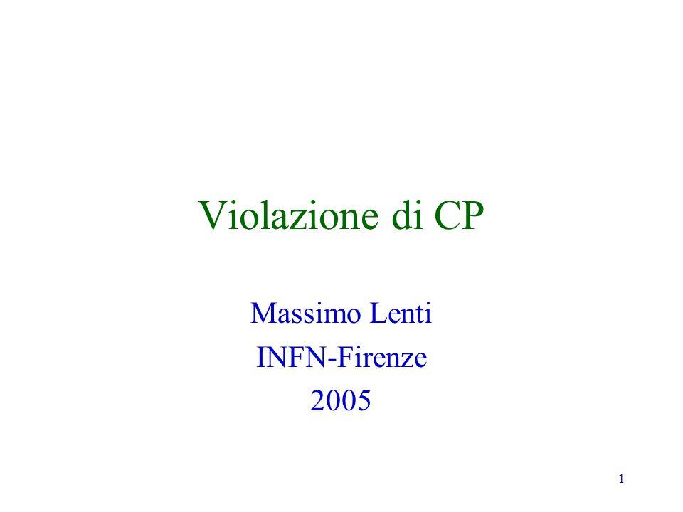 Massimo Lenti INFN-Firenze 2005