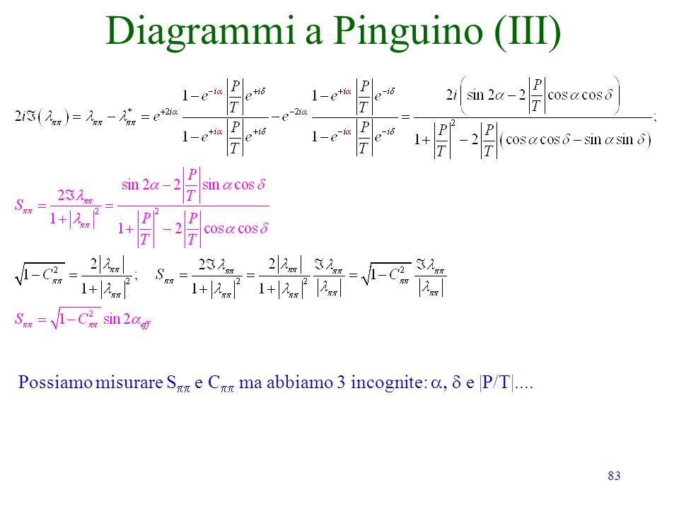 Diagrammi a Pinguino (III)