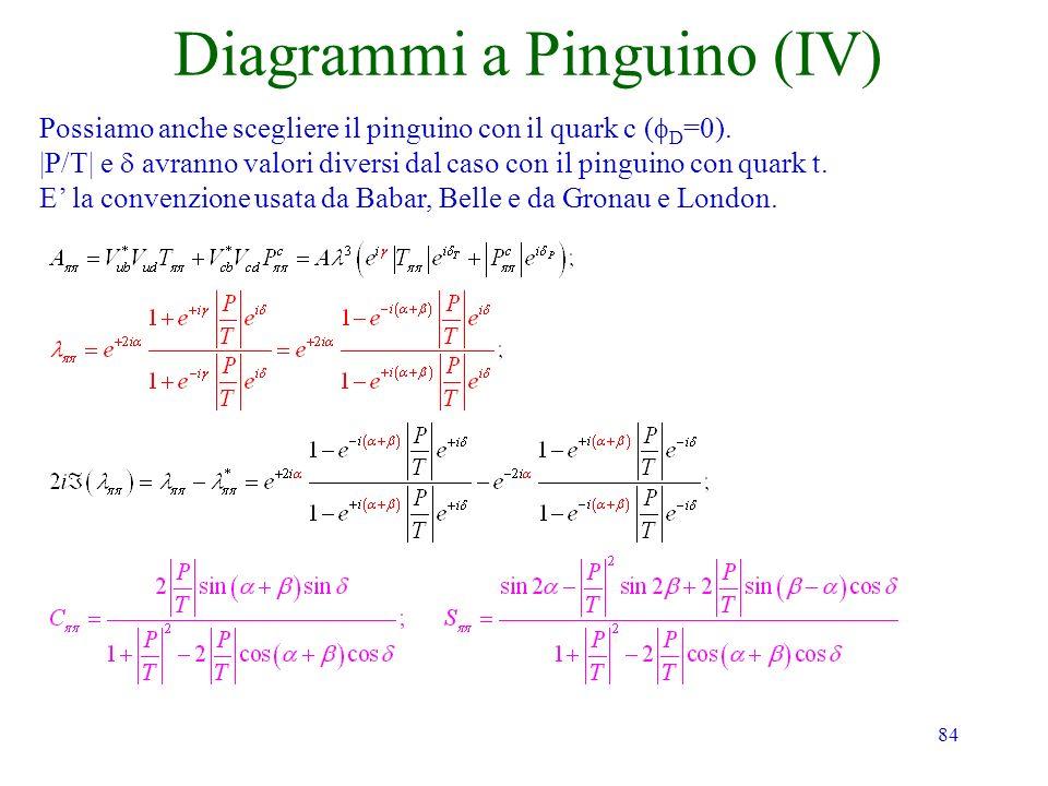 Diagrammi a Pinguino (IV)