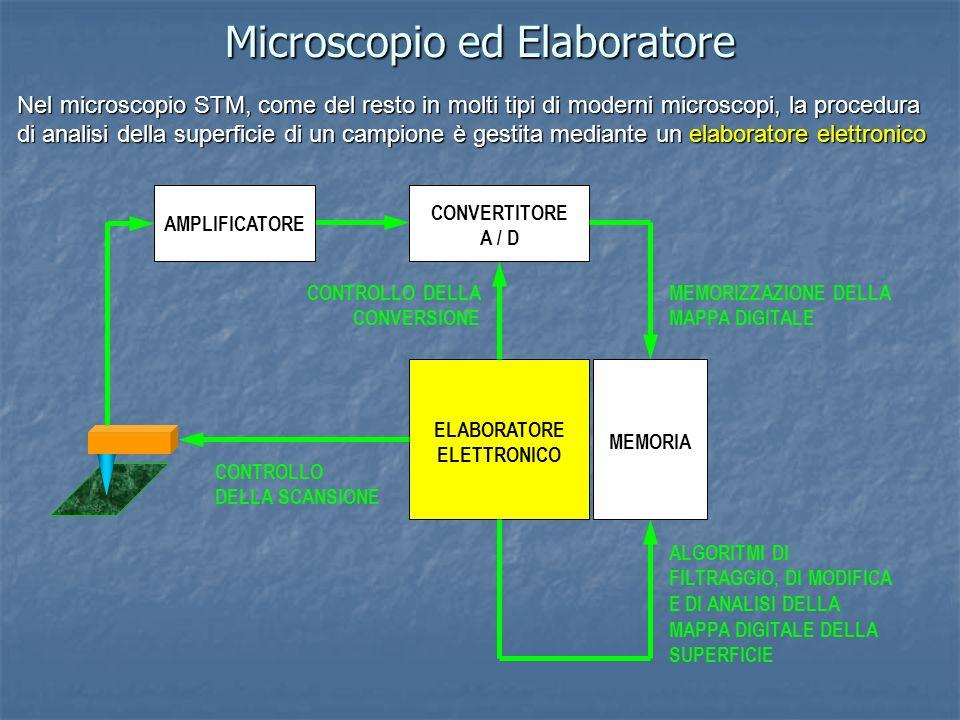 Microscopio ed Elaboratore