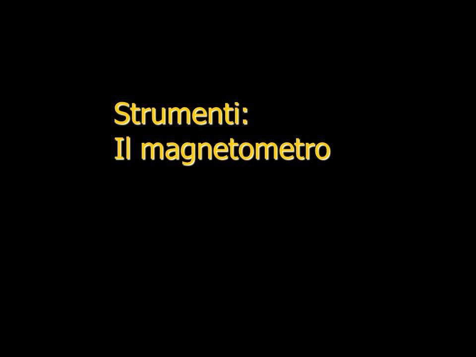Strumenti: Il magnetometro