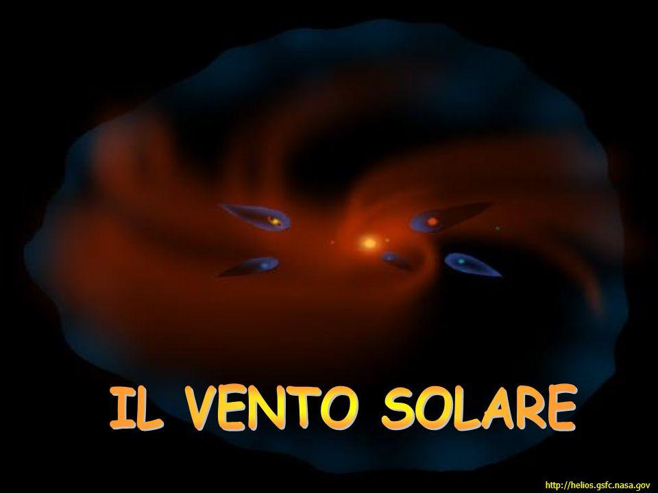 IL VENTO SOLARE http://helios.gsfc.nasa.gov