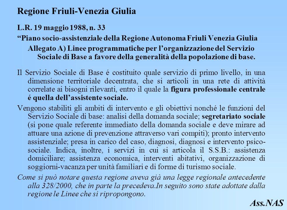 Regione Friuli-Venezia Giulia