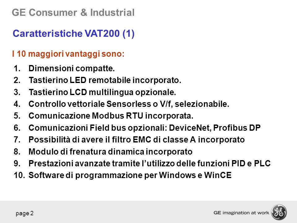 Caratteristiche VAT200 (1)