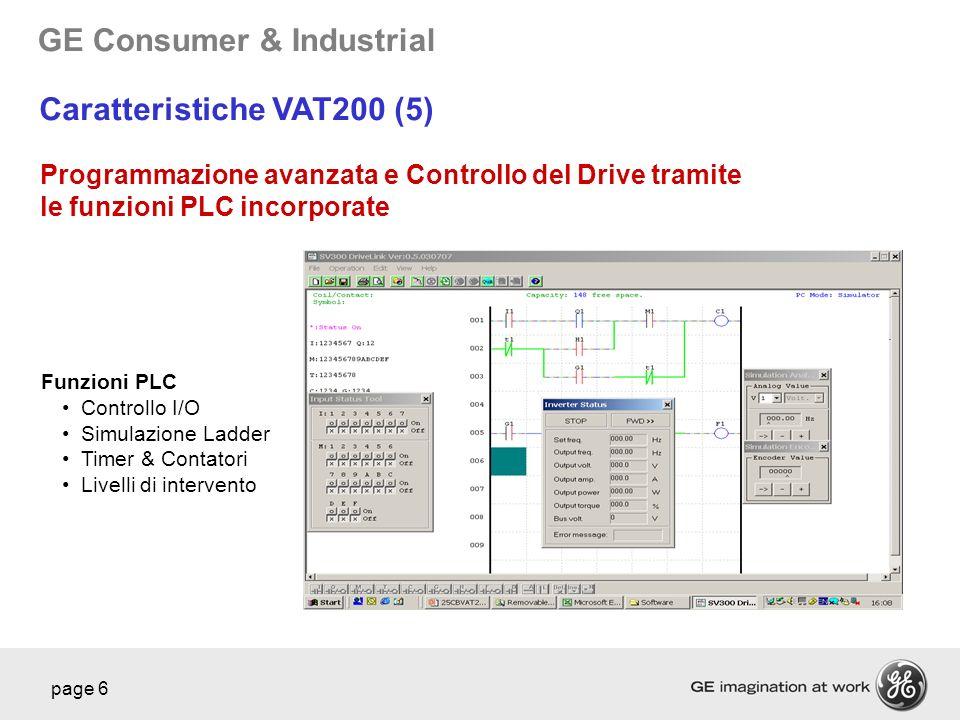 Caratteristiche VAT200 (5)