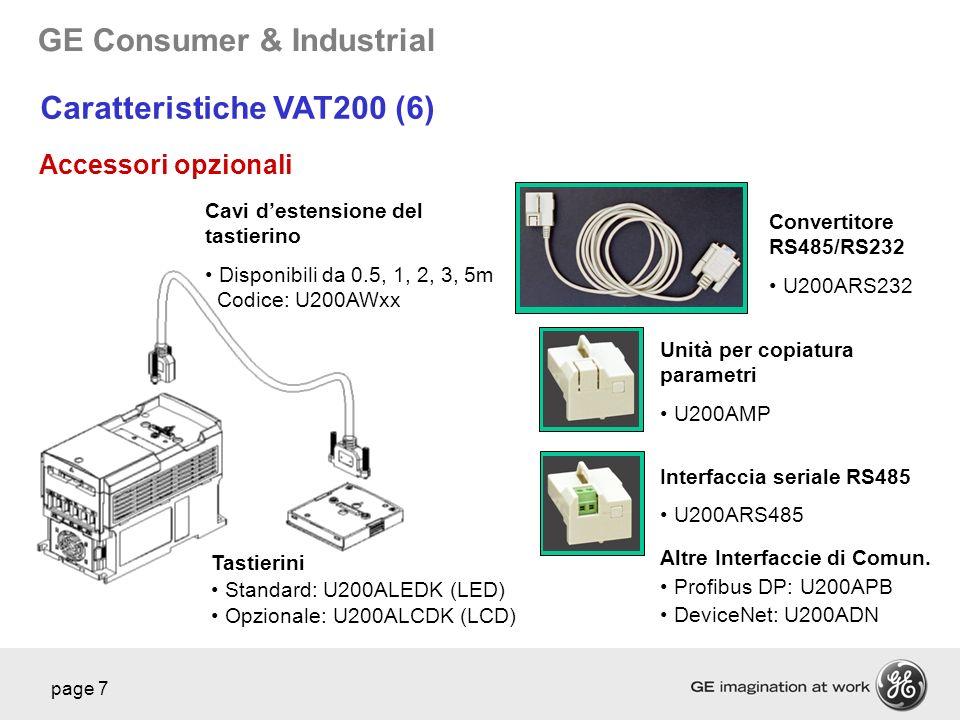 Caratteristiche VAT200 (6)