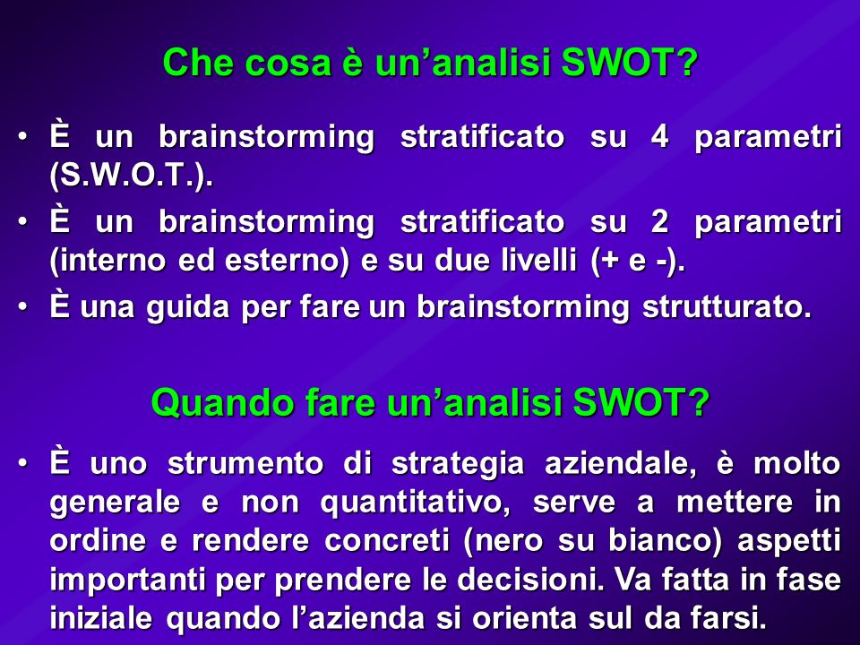 SWOT Analysis. - ppt video online scaricare