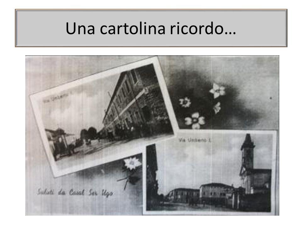 Una cartolina ricordo…