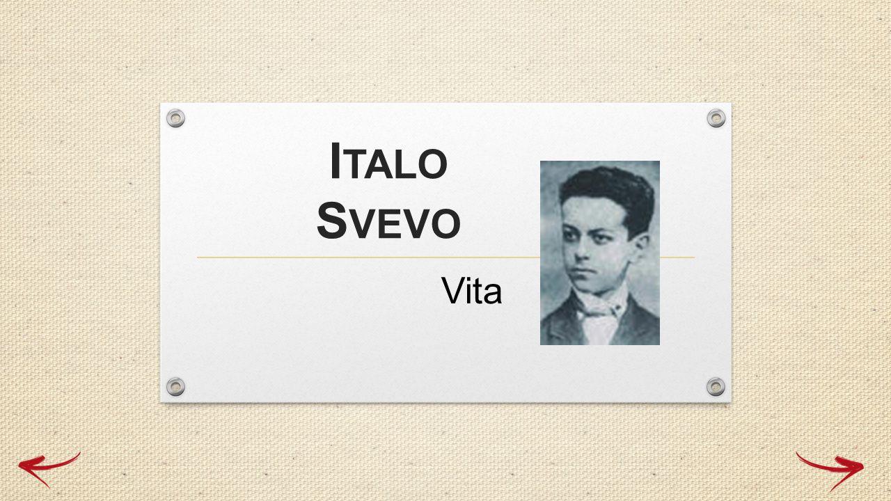Italo Svevo Vita