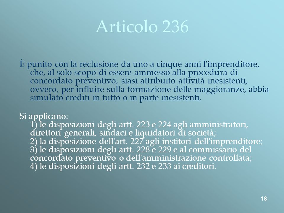 Articolo 236