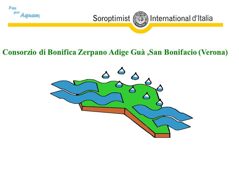 Consorzio di Bonifica Zerpano Adige Guà ,San Bonifacio (Verona)