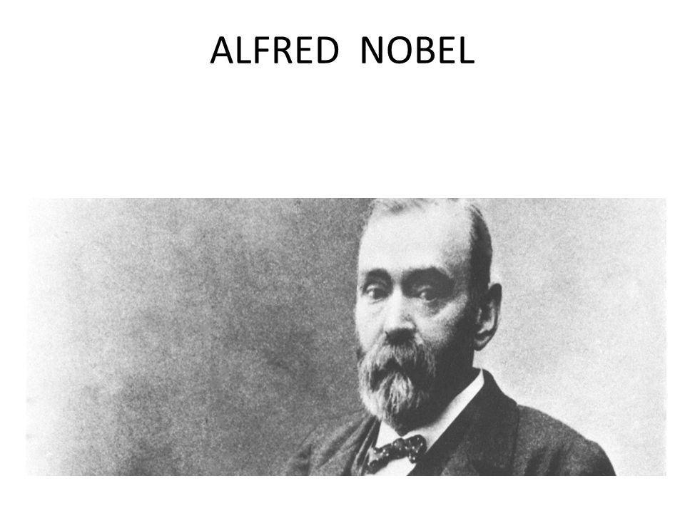 4 ALFRED NOBEL