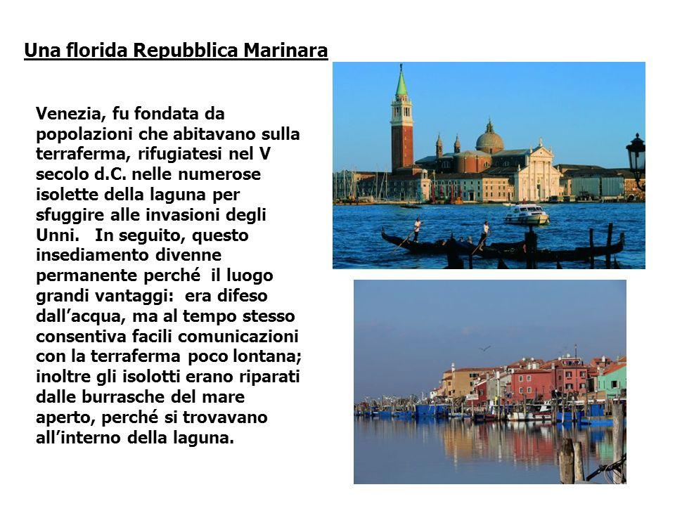 Una florida Repubblica Marinara