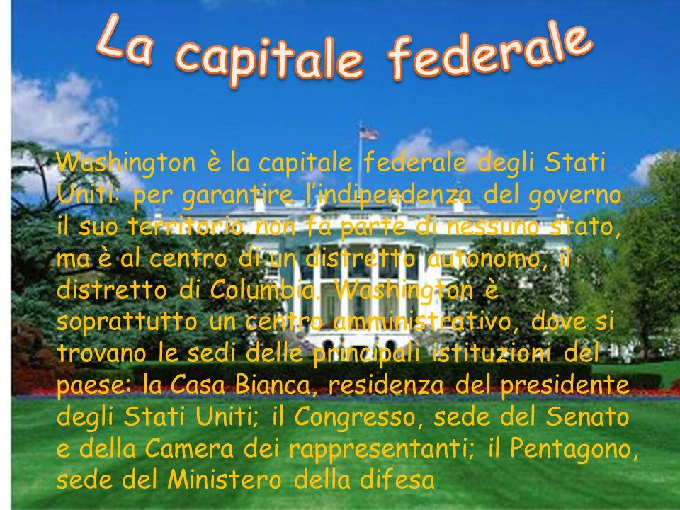 La capitale federale