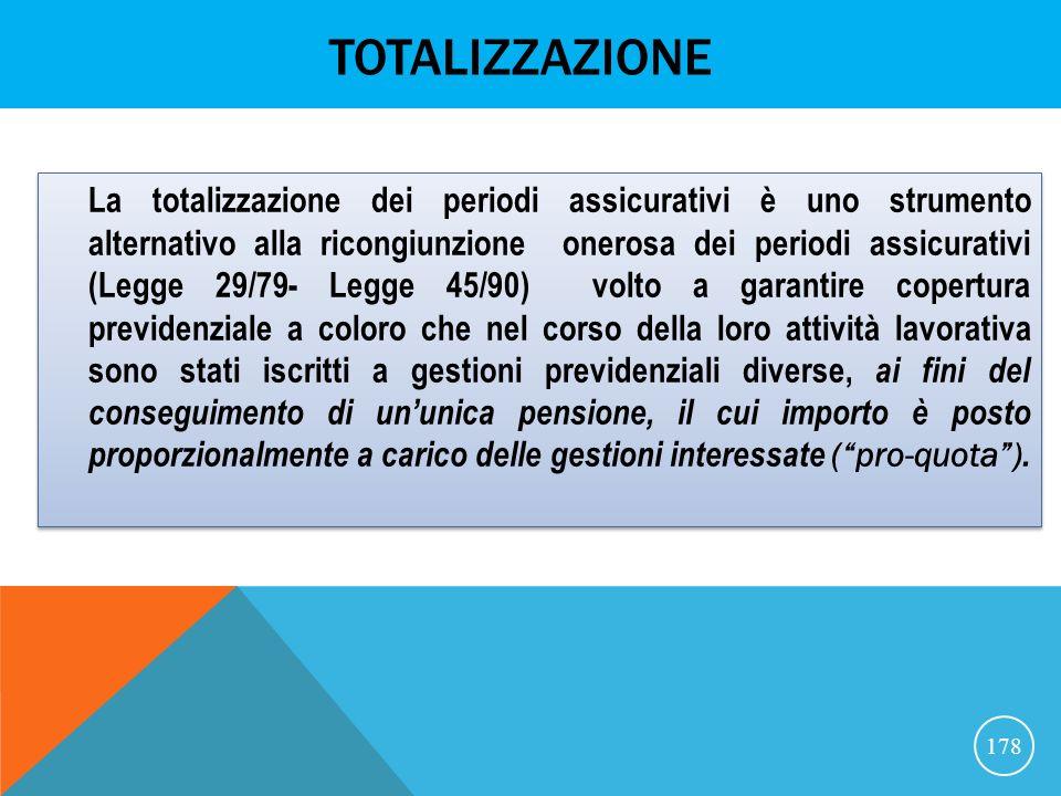 totalizzazione