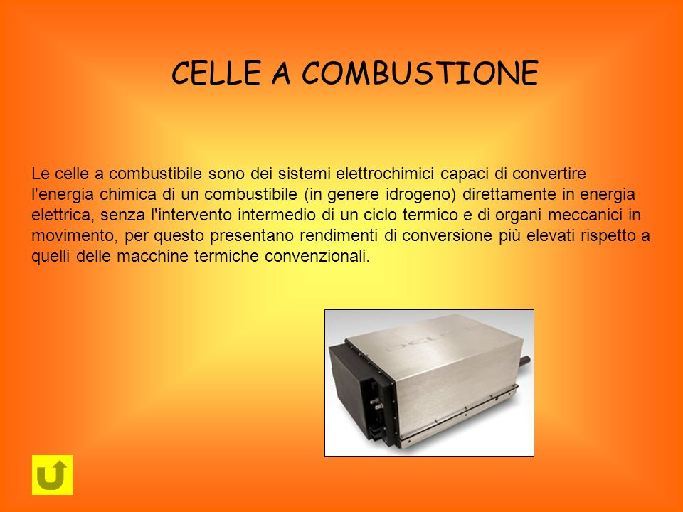 CELLE A COMBUSTIONE