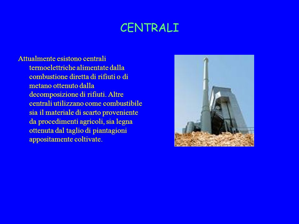 CENTRALI