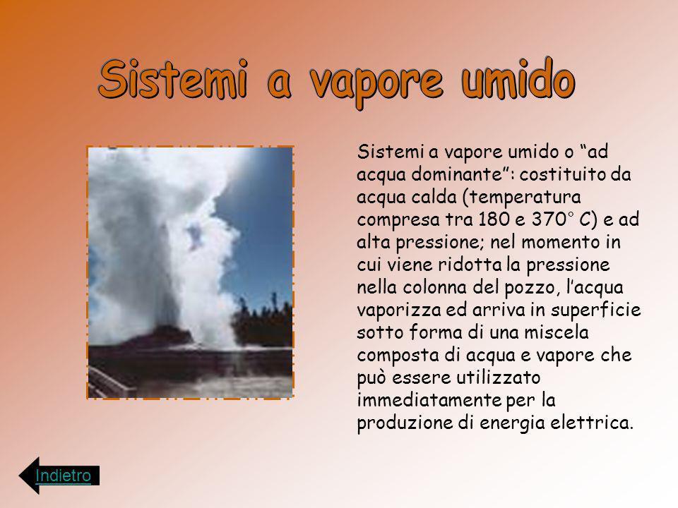 Sistemi a vapore umido