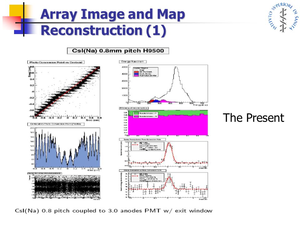 Array Image and Map Reconstruction (1)