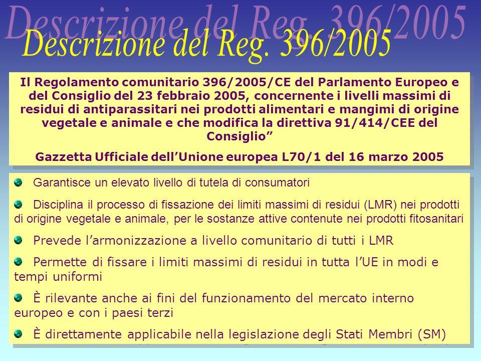 Gazzetta Ufficiale dell'Unione europea L70/1 del 16 marzo 2005