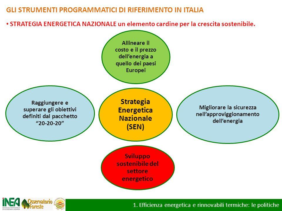 Strategia Energetica Nazionale (SEN)