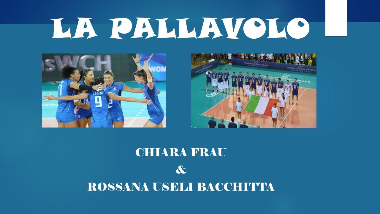 Chiara Frau & Rossana Useli Bacchitta