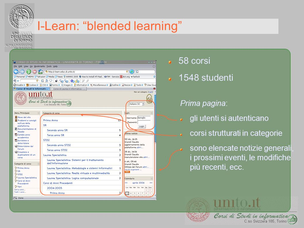 I-Learn: blended learning