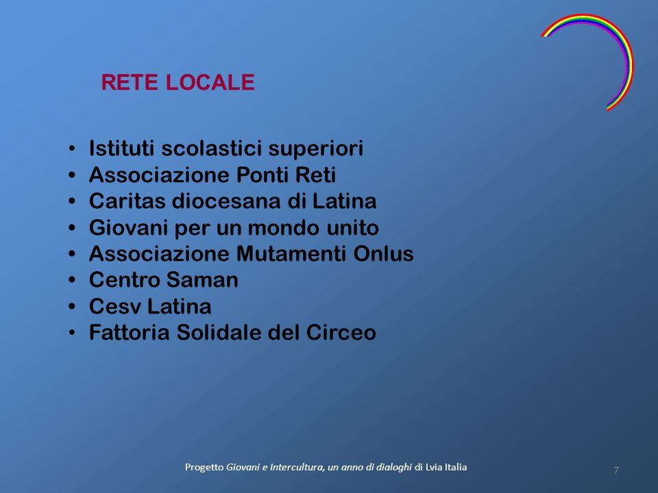 Progetto locale di Latina