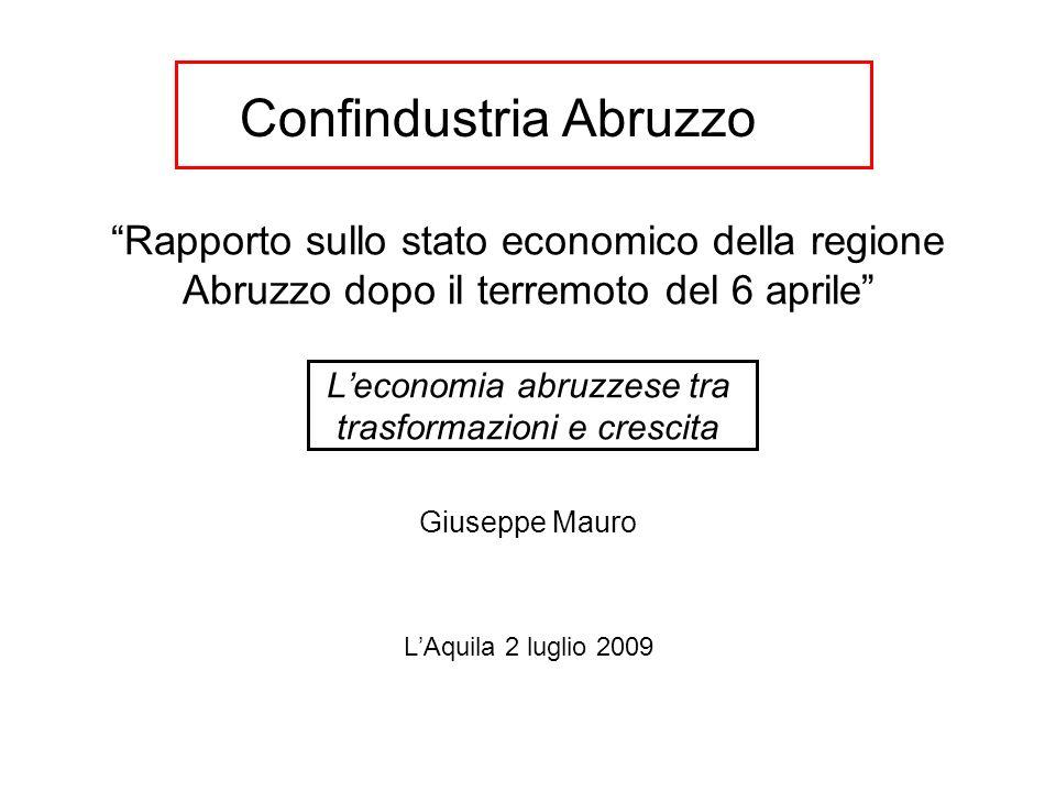 Giuseppe Mauro L'Aquila 2 luglio 2009