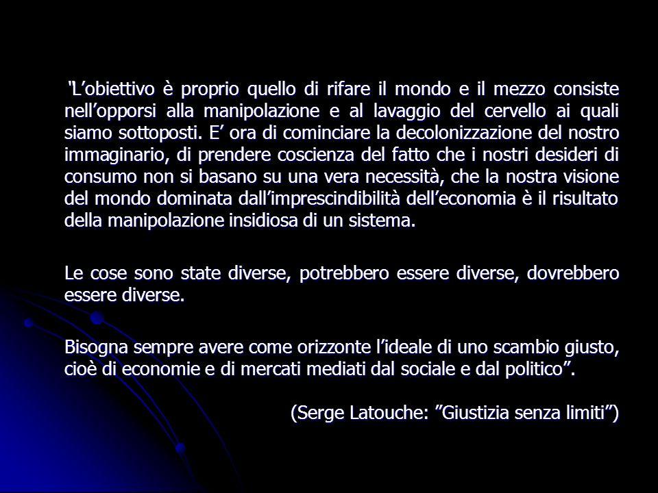(Serge Latouche: Giustizia senza limiti )