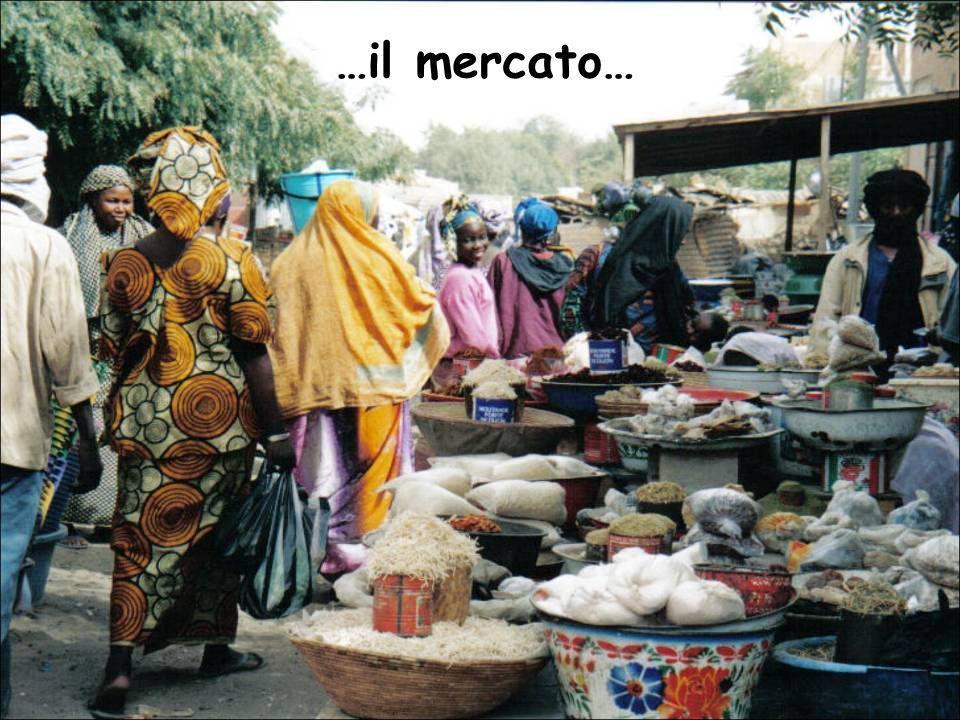 …il mercato…