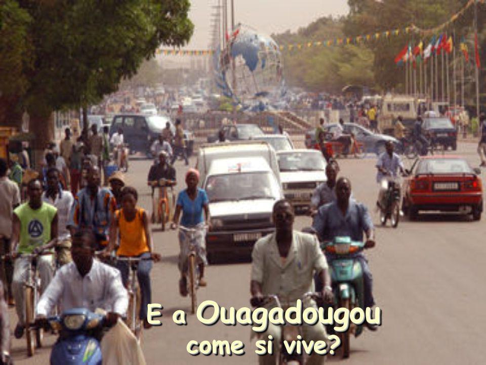 E a Ouagadougou come si vive