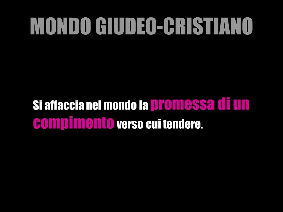MONDO GIUDEO-CRISTIANO