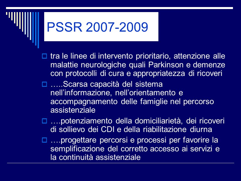 PSSR 2007-2009