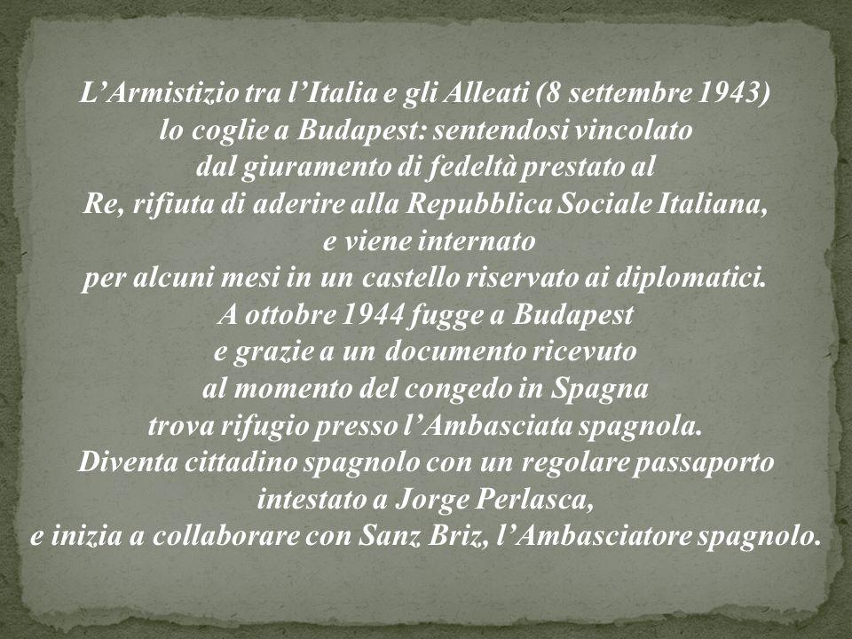 L'Armistizio tra l'Italia e gli Alleati (8 settembre 1943)