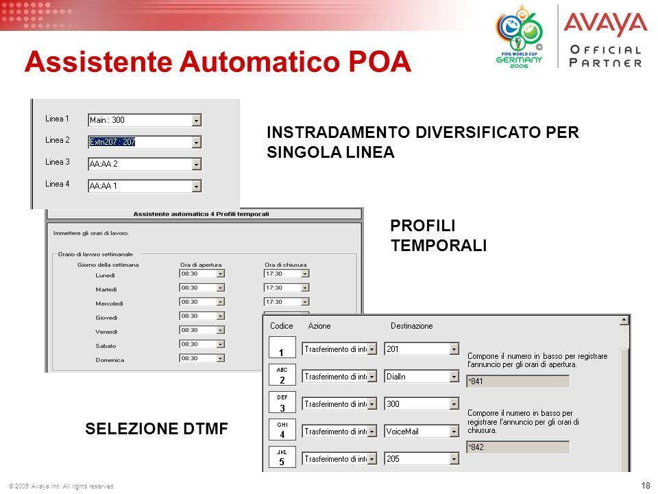 Assistente Automatico POA