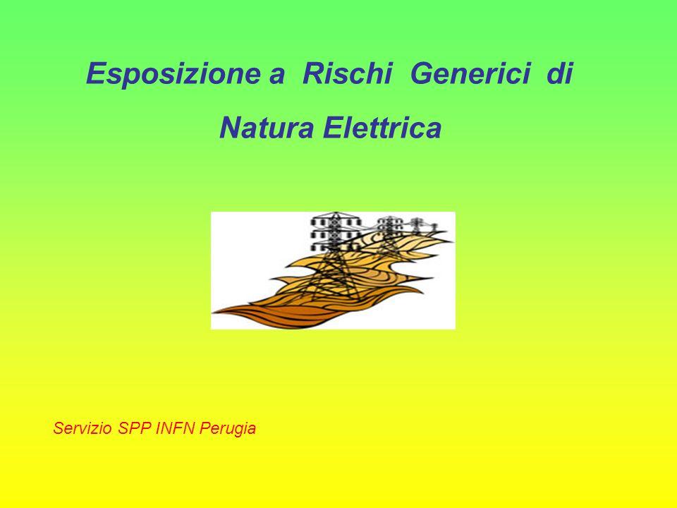 Esposizione a Rischi Generici di Natura Elettrica