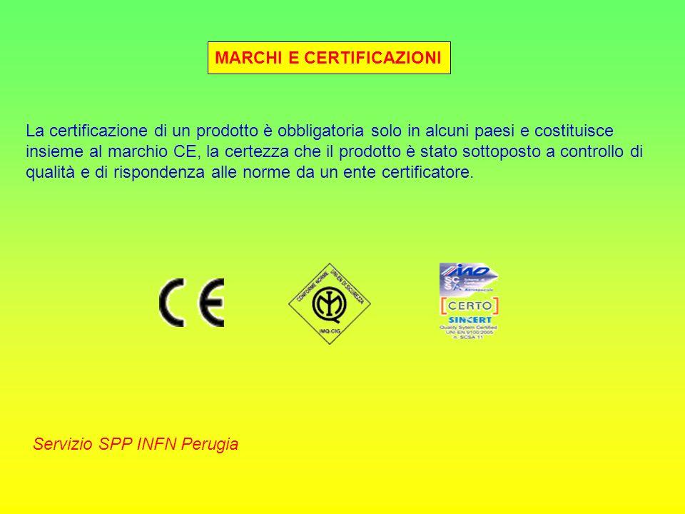 Servizio SPP INFN Perugia