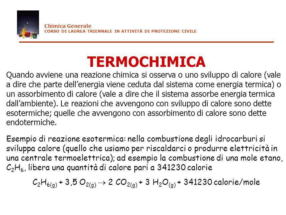 C2H6(g) + 3,5 O2(g)  2 CO2(g) + 3 H2O(g) + 341230 calorie/mole