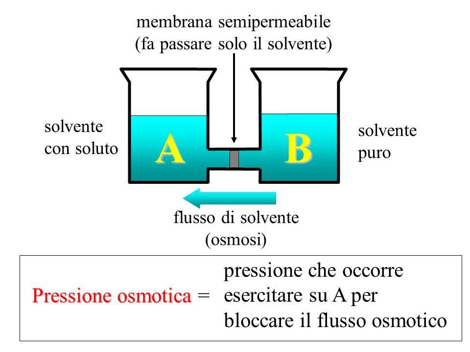 membrana semipermeabile